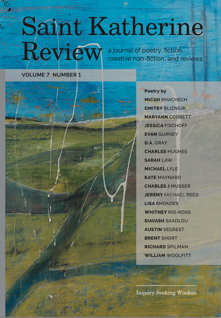 St  Katherine Review Issue 7 1